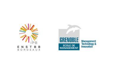Le partenariat avec l'école de management de Grenoble s'intensifie