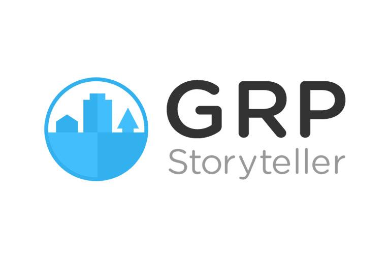 2014-03-entrepreneuriat-GRP-Storyteller-logo