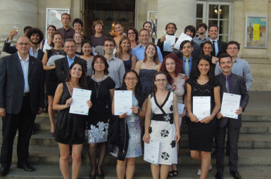 Ecole d'été – Programme Intensif Erasmus OENOBIO : Une formation réussie !