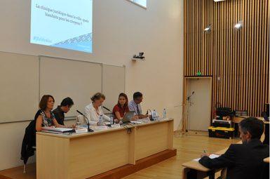 Participation du groupe d'impulsion à la journée d'études organisée par la clinique du droit