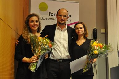 Deux lauréates pour le prix de recherche Delorme-Broussin