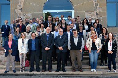 Les partenaires du réseau réunis pour leur 7e AG et leur 3e colloque scientifique
