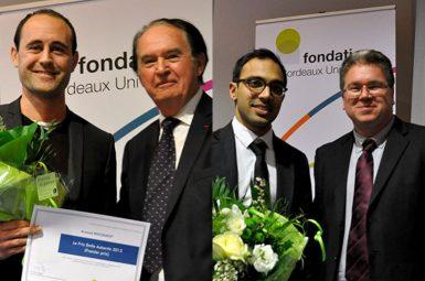 Deux lauréats pour le prix AUBERTIN 2015