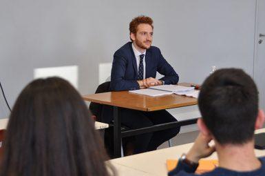 Témoignage d'un diplômé de Sciences Po Bordeaux sur les métiers des affaires publiques
