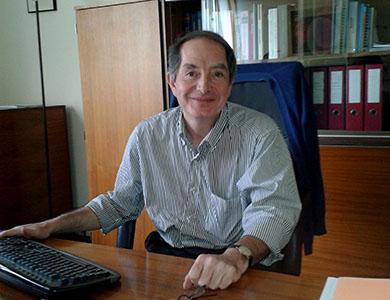 Roger MARTHAN, PUPH, vice-président recherche du CHU de Bordeaux