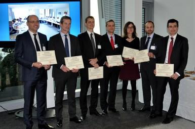 Première remise des certificats CESDA de Sciences Po Bordeaux