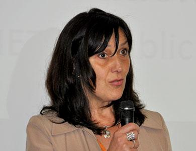 Corinne BROCARD, Sanofi, responsable ingénierie de formation et compétences en sciences, techniques et biotechnologies