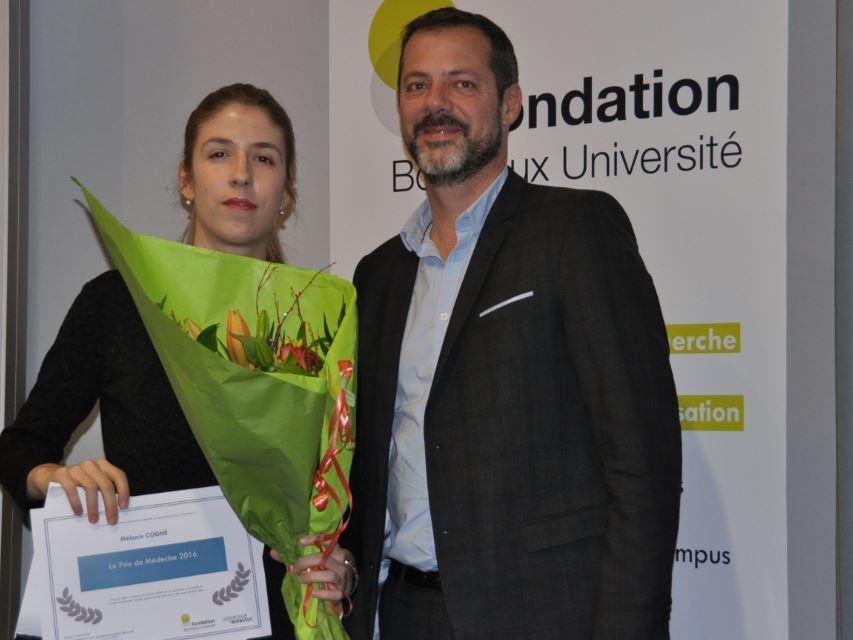 Prix de médecine 2016