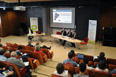 Des spécialistes des dynamiques territoriales de l'électrification en Nouvelle-Aquitaine et des questions de précarité énergétique réunis pour la conférence de lancement de la chaire