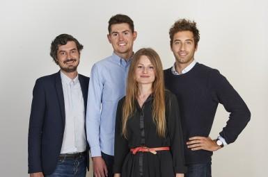 4 nouveaux collaborateurs