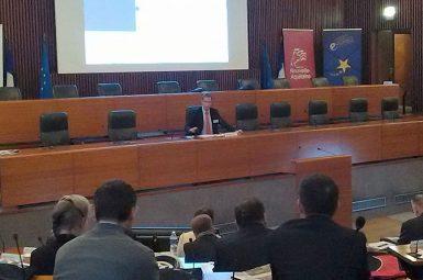 Participation au colloque «Quelle(s) politique(s) de l'énergie en Europe pour quel modèle de société?»