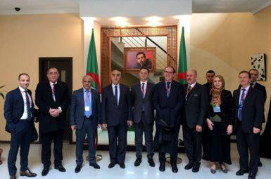 Aéronautique : une délégation bordelaise en Algérie