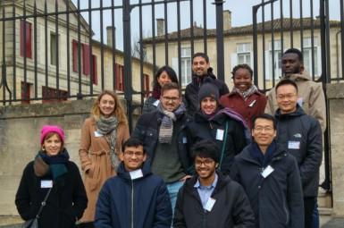 Nos chercheurs internationaux accueillis au Château Lafite Rothschild