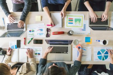 La Fondation se dote de think-cell pour sa gestion de projets