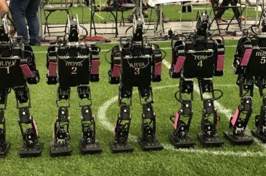 Bordeaux décroche l'organisation de la RoboCup 2020 !