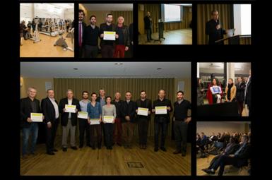 2ème soirée des lauréats le 5 décembre