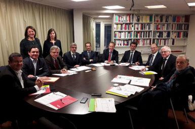 La chaire «Droit des affaires et fiscalité» officiellement lancée !