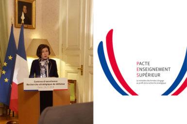 La candidature bordelaise au label «Centre d'excellence» présélectionnée par le Ministère des Armées