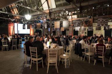 Dîner de Gala des Awards de la Fondation 2018