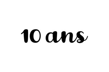 #10ANS de la Fondation, l'équipe témoigne !