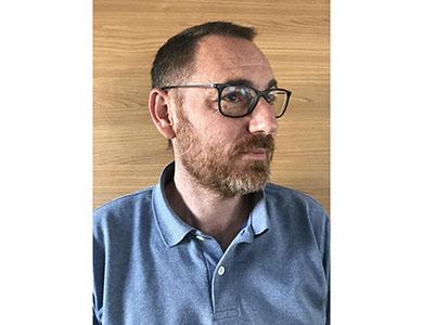 Endjy GUERCHET, référent e-accessibilité, chargé de projets numériques pour les usagers à besoins spécifiques à l'université de Bordeaux, co-porteur du projet Hi-Care