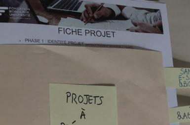 Nouveaux projets validés par le Conseil d'Administration