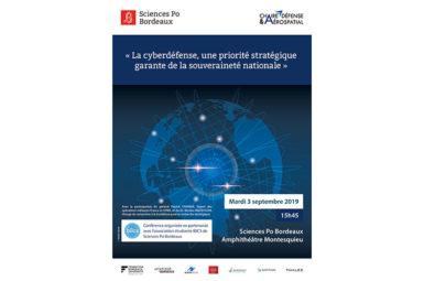 Conférence de rentrée sur la cyberdéfense