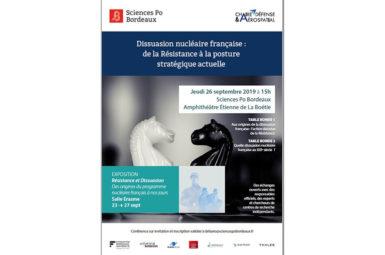 Conférence exceptionnelle sur la dissuasion nucléaire française