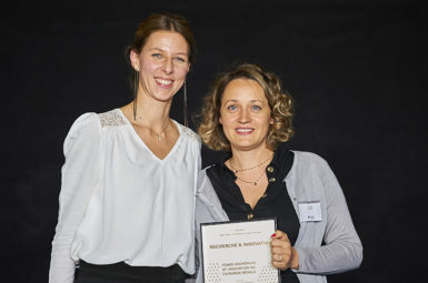 Le fonds, distingué par le prix «Recherche et Innovation» de la Fondation