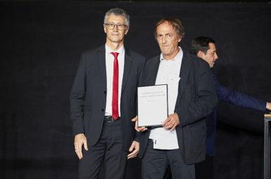L'award «Internationalisation et attractivité» pour Baïtykool