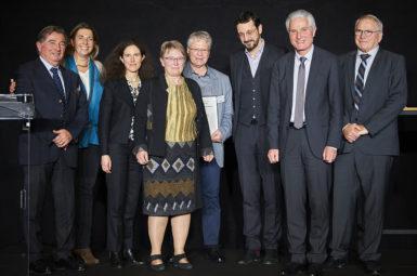 La chaire Biotech honorée