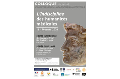 Colloque international «L'indiscipline des Humanités médicales»