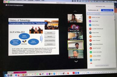 De nouveaux partenaires et de nombreux projets pour le réseau OENOVITI