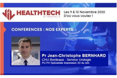 Participation à VIV Healthtech