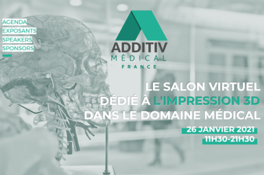 Contribution au salon ADDITIV Médical France