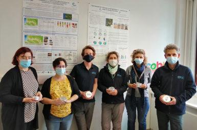 Début des analyses des microplastiques collectés