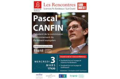 La chaire, partenaire des prochaines «Rencontres Sciences Po Bordeaux / Sud-Ouest»