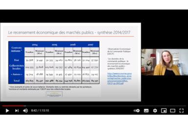 Découvrez les webinaires développés dans le cadre du DU Contract Management proposé par l'université de Bordeaux