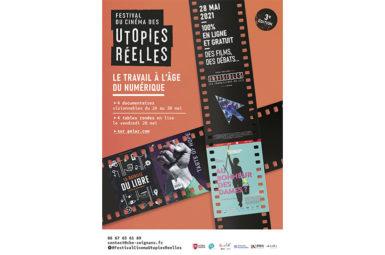 3e édition du Festival du cinéma des utopies réelles