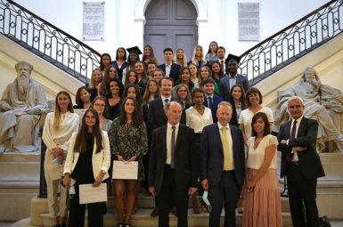 Soirée de remise de prix et diplômes 2021