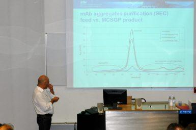 Le professeur suisse Massimo MORBIDELLI*, invité de marque de la chaire