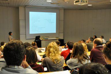 Les étudiants de l'ENSTBB formés à la qualité par des  intervenants professionnels pendant 2 jours