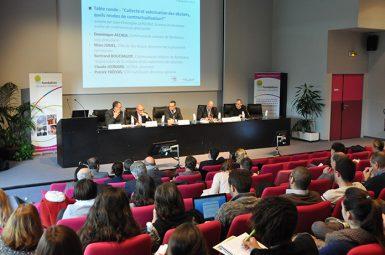 Un public nombreux à la table ronde débat «Collecte et  valorisation des déchets : qui fait quoi «