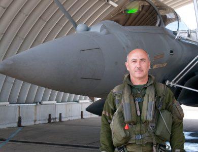 Général Jean-Marc LAURENT, responsable exécutif de la chaire