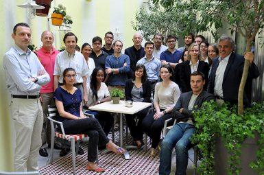 20 nouveaux diplômés pour la session 2014-2015