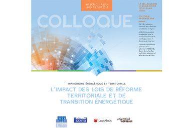Participation d'un doctorant à un colloque sur les PPP à Paris
