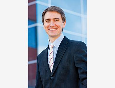 Dr Dan JOHNSON, The Australian Wine Research Institute (Australie), directeur général