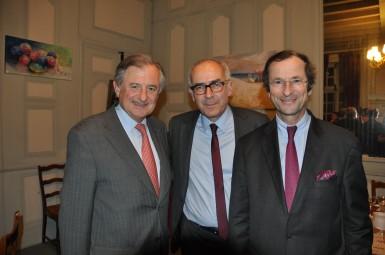 La présidence de la fondation Bordeaux Université s'agrandit