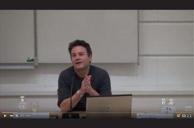 Les interventions d'Eloi LAURENT sous forme de synthèses et vidéo