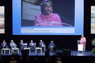 Retour sur l'intervention de Gaëlle CHAMMING'S au forum international sur les partenariats public-privé pour le développement durable à Annemasse les 29 et 30 octobre 2015